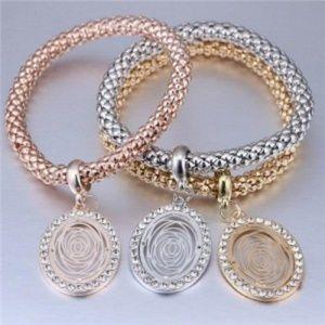 3 pcs Set Costume Bracelet